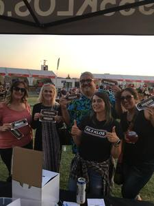 joel attended Jukebox Heroes Foreigner with Whitesnake, Jason Bonham's Led Zeppelin - Reserved Seats on Aug 1st 2018 via VetTix