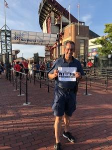 Marcos attended Laid Back Festival a Celebration of Music & Food Chicago & Reo Speedwagon - Reserved Seats on Aug 3rd 2018 via VetTix