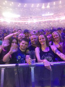 Tyler attended Godsmack / Shinedown with special guests Like A Storm on Jul 31st 2018 via VetTix