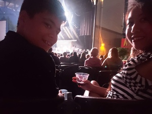 Ann attended Pentatonix With Special Guests Echosmith and Calum Scott - Pop on Aug 12th 2018 via VetTix