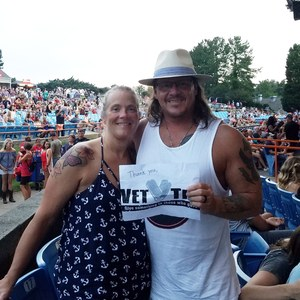 Tracy attended Dierks Bentley Mountain High Tour 2018 on Aug 10th 2018 via VetTix