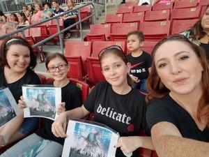 Melissa attended Taylor Swift Reputation Stadium Tour on Aug 14th 2018 via VetTix