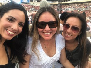 April attended Taylor Swift Reputation Stadium Tour on Aug 14th 2018 via VetTix