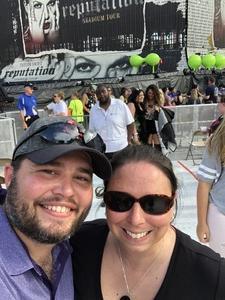 Andrew attended Taylor Swift Reputation Stadium Tour on Aug 14th 2018 via VetTix