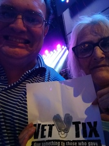 John attended Lost 80's Live: Flock of Seagulls and Wang Chung - Reserved Seating on Aug 3rd 2018 via VetTix