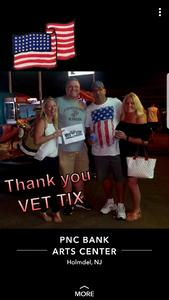 Matthew attended Brad Paisley Tour 2018 - Country on Aug 30th 2018 via VetTix