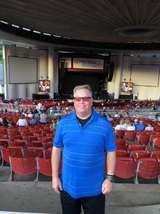 Troy attended Brad Paisley Tour 2018 - Country on Aug 30th 2018 via VetTix