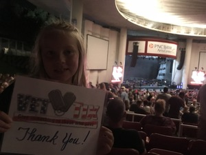 Cheryl attended Brad Paisley Tour 2018 - Country on Aug 30th 2018 via VetTix