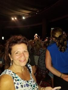 Al attended Brad Paisley Tour 2018 - Country on Aug 30th 2018 via VetTix