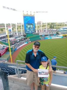 Click To Read More Feedback from Kansas City Royals vs. Chicago Cubs - MLB