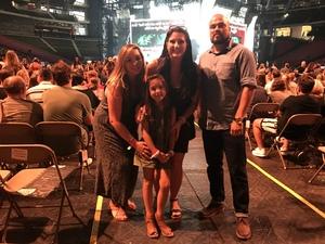 Sergio attended Taylor Swift Reputation Stadium Tour - Pop on Aug 10th 2018 via VetTix