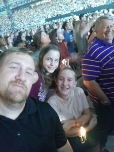 Shannon attended Taylor Swift Reputation Stadium Tour - Pop on Aug 10th 2018 via VetTix