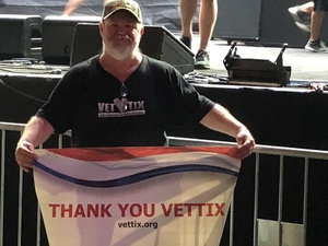 Bruce attended Counting Crows with Special Guest +LIVE+: 25 Years and Counting on Aug 17th 2018 via VetTix