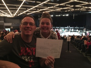 The Hundleys attended 2018 Dodgeball World Cup - Hulu Theater at Madison Square Garden on Aug 4th 2018 via VetTix