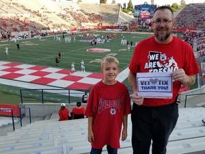 Click To Read More Feedback from Fresno State Bulldogs vs Idaho - NCAA Football