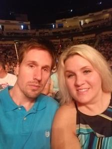 Bryan attended Sugarland Still the Same 2018 Tour on Aug 3rd 2018 via VetTix