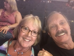 Allen attended Sugarland Still the Same 2018 Tour on Aug 3rd 2018 via VetTix