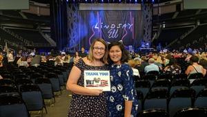 Amornchai attended Sugarland Still the Same 2018 Tour on Aug 3rd 2018 via VetTix