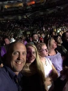 Doug attended Sugarland Still the Same 2018 Tour on Aug 3rd 2018 via VetTix