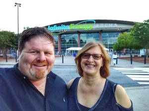 Mark attended Sugarland Still the Same 2018 Tour on Aug 3rd 2018 via VetTix
