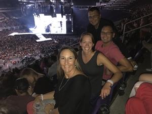 Timothy attended Taylor Swift Reputation Stadium Tour - Pop on Aug 31st 2018 via VetTix