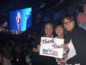 Kerri attended Taylor Swift Reputation Stadium Tour - Pop on Aug 31st 2018 via VetTix