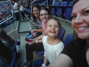 Katrina attended Taylor Swift Reputation Stadium Tour - Pop on Aug 31st 2018 via VetTix