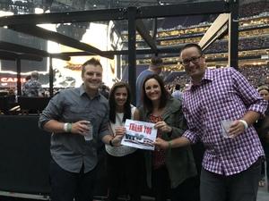 Jordan attended Taylor Swift Reputation Stadium Tour - Pop on Aug 31st 2018 via VetTix