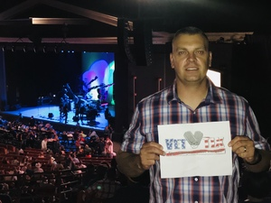 Jason attended Lsd Tour: Lucinda Williams/steve Earle/dwight Yoakam Pres. By SiriusXM - Pop on Aug 2nd 2018 via VetTix