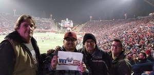 Click To Read More Feedback from Fresno State Bulldogs vs San Diego State - NCAA Football