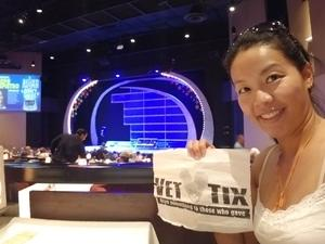 SALLY attended Catch Me if You Can by Arizona Broadway Theatre - Sunday Matinee on Aug 12th 2018 via VetTix