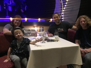 Rebecca attended Catch Me if You Can by Arizona Broadway Theatre - Sunday Matinee on Aug 12th 2018 via VetTix