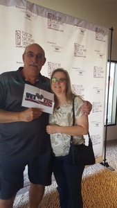 Leonard attended Catch Me if You Can by Arizona Broadway Theatre - Sunday Matinee on Aug 12th 2018 via VetTix