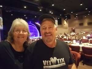 Marion attended Catch Me if You Can by Arizona Broadway Theatre - Sunday Matinee on Aug 12th 2018 via VetTix