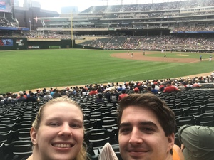 Mark attended Minnesota Twins vs. Oakland Athletics - MLB on Aug 26th 2018 via VetTix