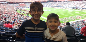 Frank attended 2018 Advocare Texas Kickoff - Ole Miss vs. Texas Tech - NCAA Football on Sep 1st 2018 via VetTix