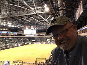 Michael attended Cedar Park Rodeo - Presented by the HEB Center at Cedar Park on Aug 18th 2018 via VetTix