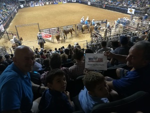 Jim Sepulveda attended Cedar Park Rodeo - Presented by the HEB Center at Cedar Park on Aug 18th 2018 via VetTix