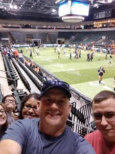 America attended Legends Cup - Championship Game - Austin Acoustic vs. Chicago Bliss - Legends Football League - Women of the Gridiron on Sep 8th 2018 via VetTix