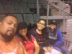 Luis attended Legends Cup - Championship Game - Austin Acoustic vs. Chicago Bliss - Legends Football League - Women of the Gridiron on Sep 8th 2018 via VetTix