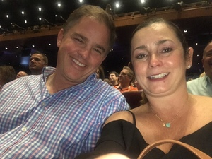 SWC attended Cher on Aug 9th 2018 via VetTix