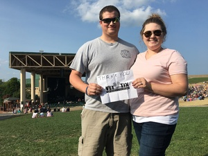 Adam attended Chicago / Reo Speedwagon on Aug 11th 2018 via VetTix