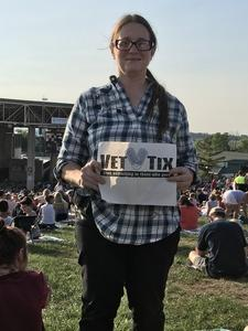 Wilma attended Chicago / Reo Speedwagon on Aug 11th 2018 via VetTix