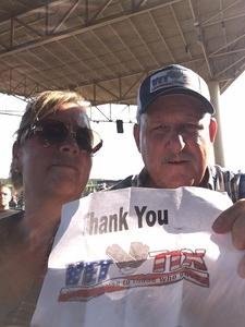 Kevin attended Chicago / Reo Speedwagon on Aug 11th 2018 via VetTix