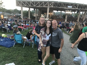 Dan attended Chicago / Reo Speedwagon on Aug 11th 2018 via VetTix