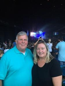 Russell attended Keith Urban: Graffiti U World Tour - Country on Aug 3rd 2018 via VetTix