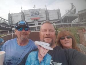 Don attended Luke Bryan: What Makes You Country Tour 2018 - Country on Aug 4th 2018 via VetTix