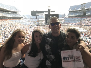 alan attended Luke Bryan: What Makes You Country Tour 2018 - Country on Aug 4th 2018 via VetTix