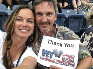 Mitch attended Luke Bryan: What Makes You Country Tour 2018 - Country on Aug 4th 2018 via VetTix