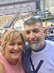 Pavel attended Luke Bryan: What Makes You Country Tour 2018 - Country on Aug 4th 2018 via VetTix